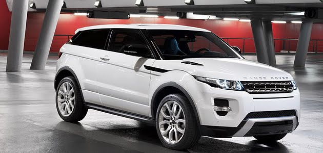 New Range Rover Evoque World Car Design Of The Year 2012 Sport Car