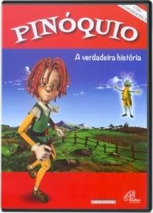 Pinóquio: a verdadeira história