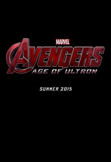 Avengers Age of Ultron Teaser Poster 2015