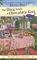 The Diva Steals a Chocolate Kiss by Krista Davis