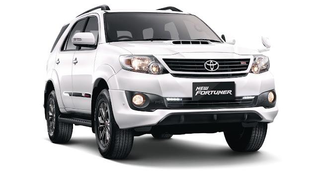 Gambar Toyota Fortuner 2015
