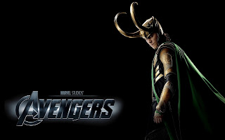 The Avengers Movie 2012 Loki Tom Hiddleston HD Wallpaper