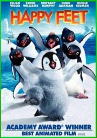 Happy Feet 1 | 3gp/Mp4/DVDRip Latino HD Mega