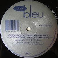 Mikki Bleu - Whenyadowhatchado (VLS) (1991)