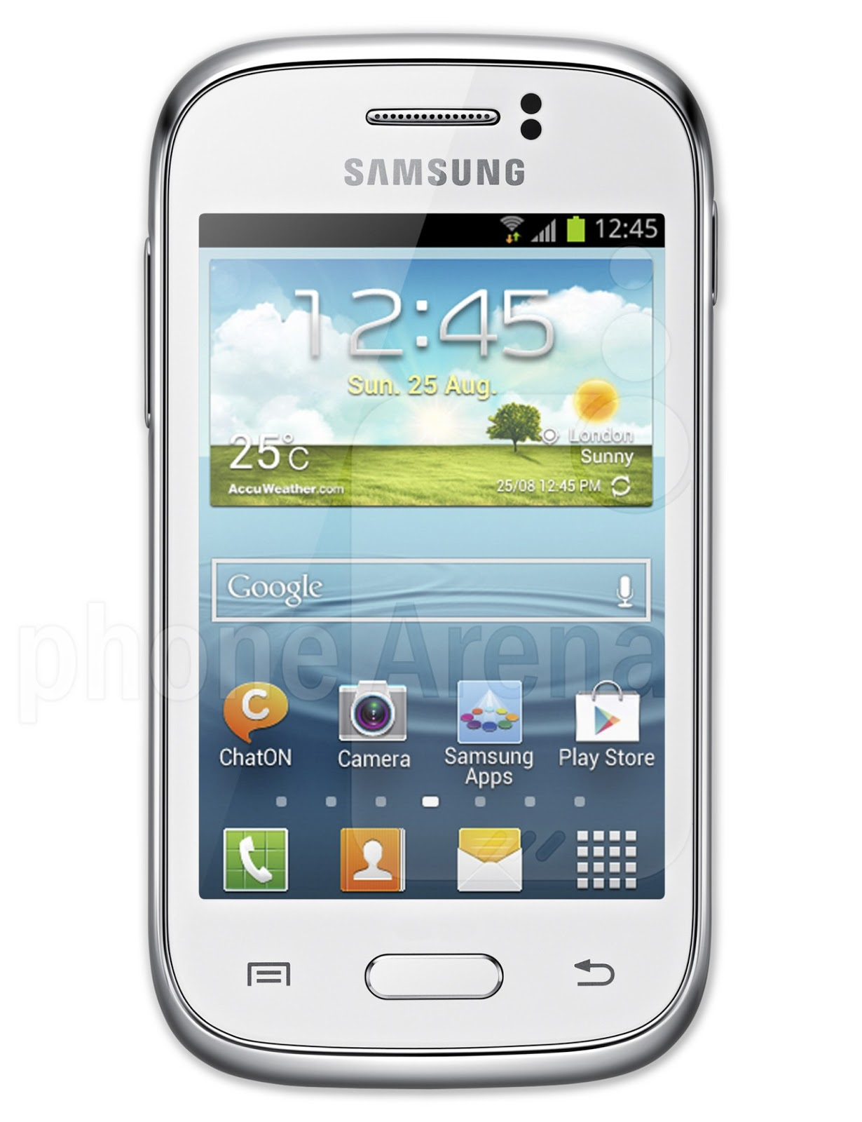 Samsung Galaxy Young New Smartphone Specs and Price