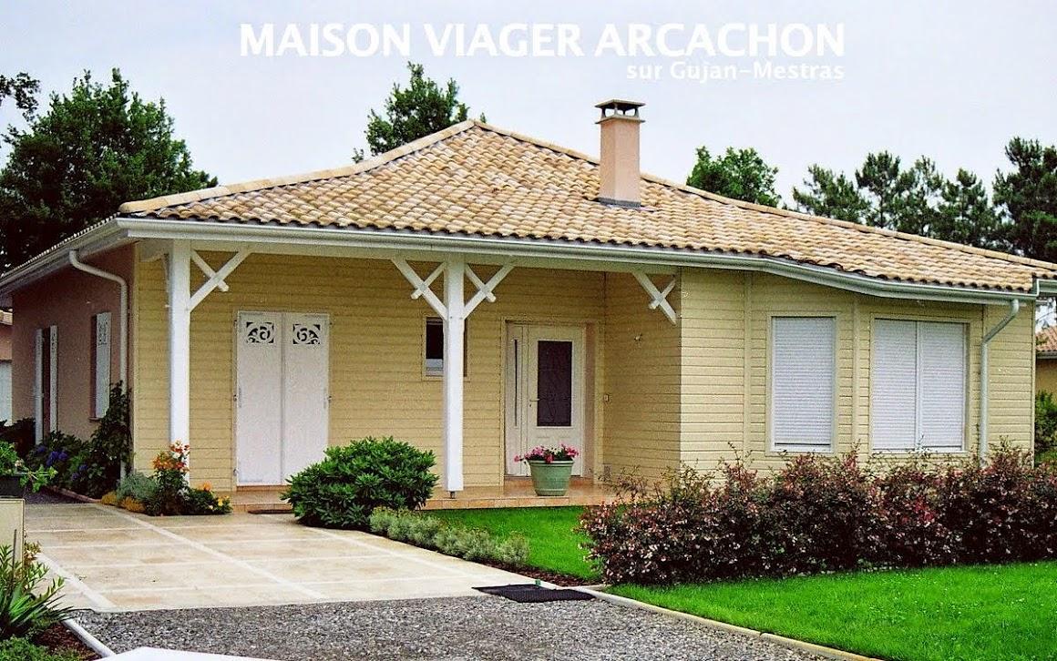 maison vendre en viager arcachon. Black Bedroom Furniture Sets. Home Design Ideas