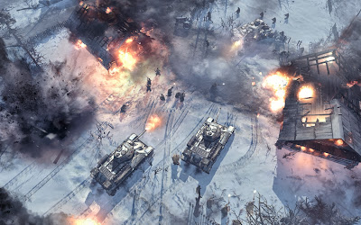 Download Company of Heroes 2 Reloaded Full Version PC Game
