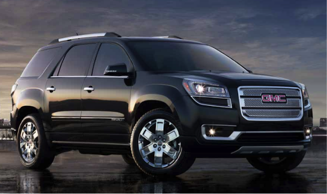 Downloadable 2016 GMC Acadia Brochure