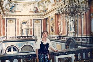 威尼斯中心的美仑美焕的教堂,色彩既丰富又谐调。
