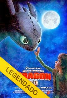 Como Treinar o Seu Dragão – Legendado