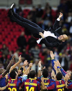 BARCELONA y Mourinho