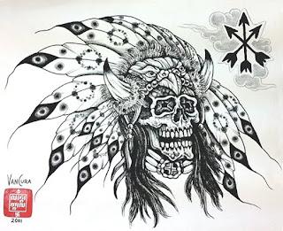 American Tattoo Flash
