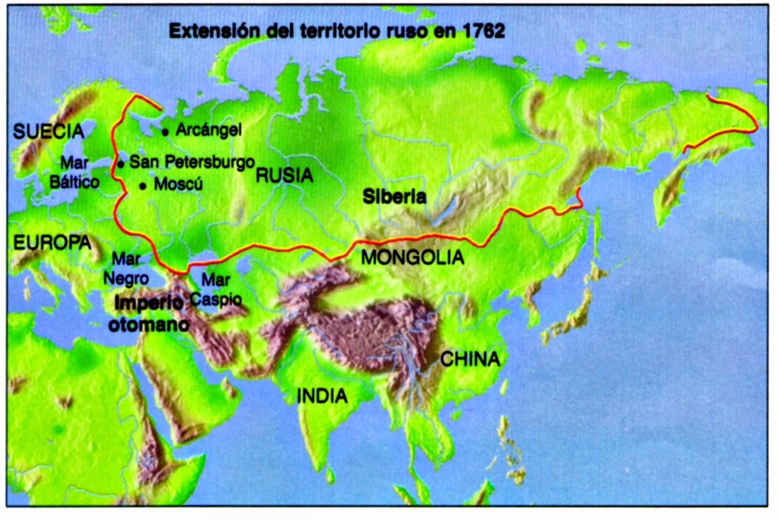 Imperio ruso - EcuRed