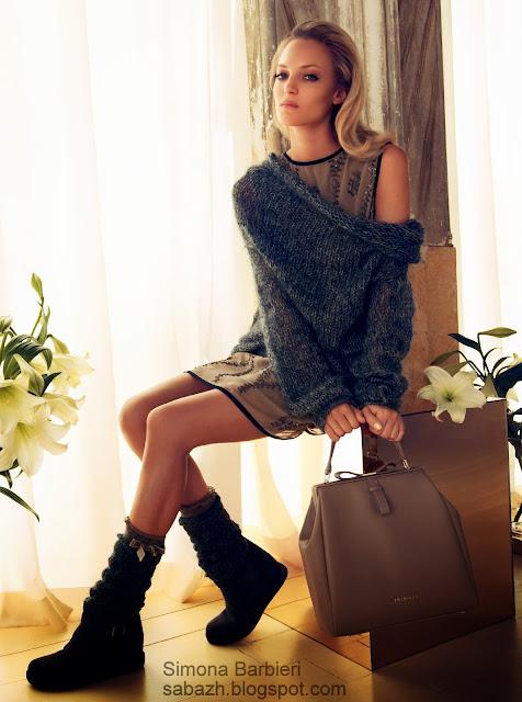 вязаное платье,вязаный свитер,knitted dress,Strickkleid,simona barbieri