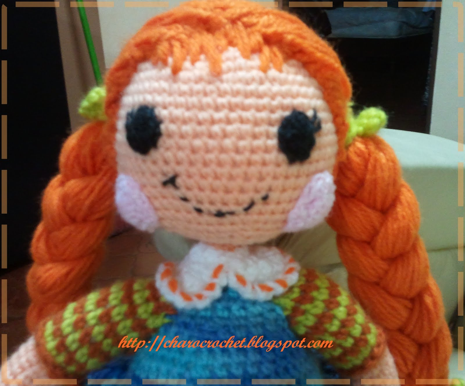 Charo Crochet