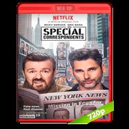Corresponsales especiales (2016) WEBRip 720p Audio Dual Latino-ingles