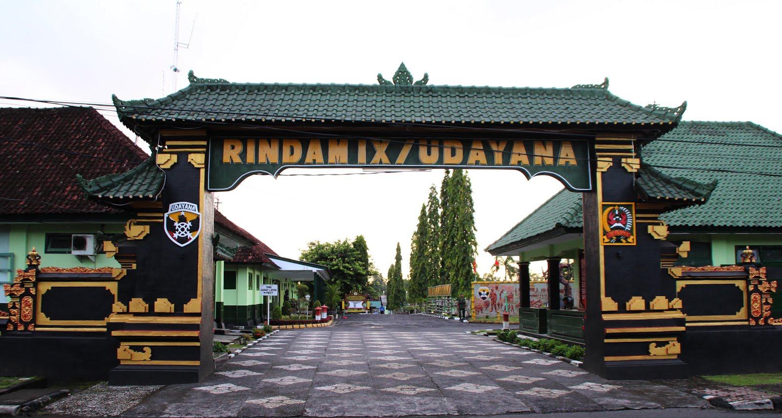 Mako Rindam IX/Udayana