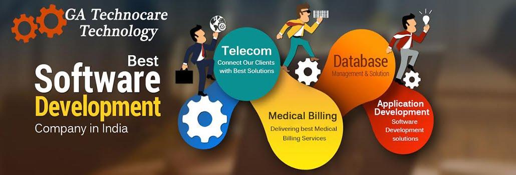 Software Development Company-GA Technocare Technology