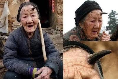 Women with Horns Zhang Ruifang