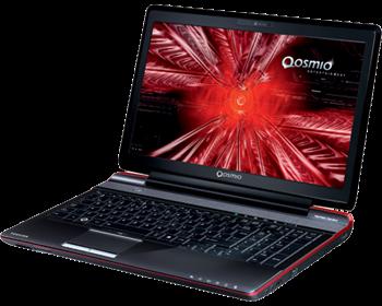 Qosmio F60 details Daftar Harga Laptop Toshiba Terbaru April 2013