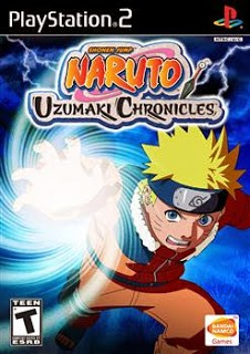 Download Game PC Naruto: Uzumaki Chronicles PS2 ISO