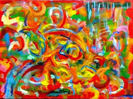 Untitled - Acrilico (Taller)