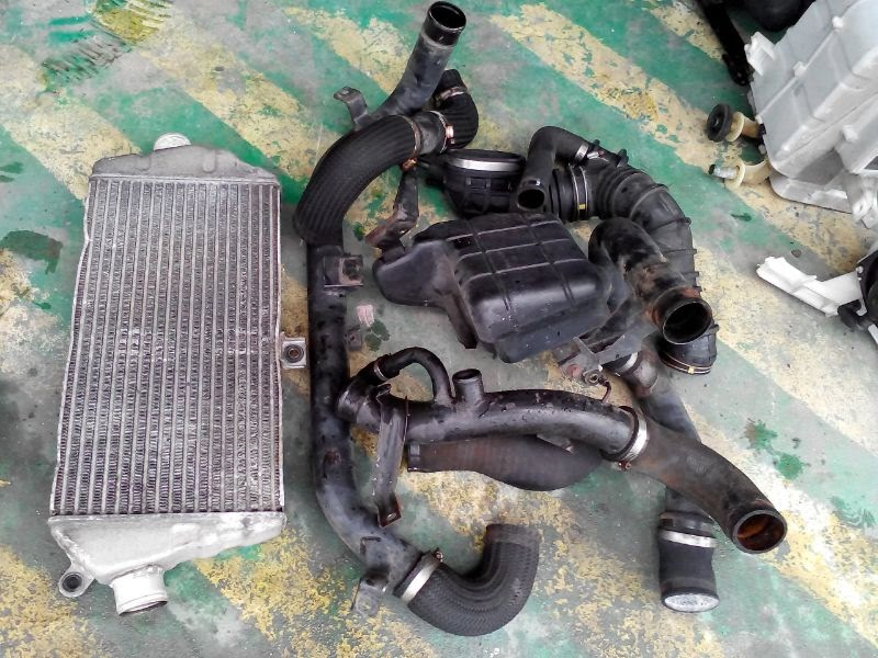Evo 3 Pipe Piping From Lancer Evo 3