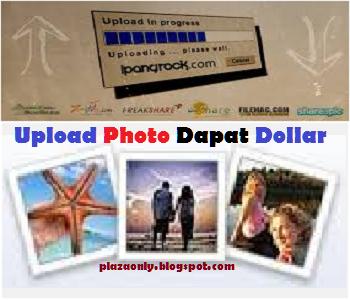 Upload Photo Bisa Dapat Dollar