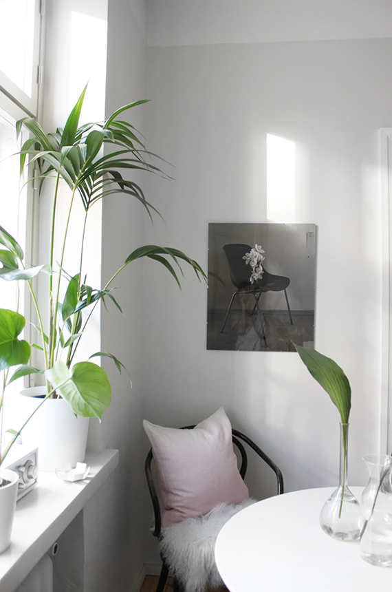 Scandinavian dining room. Image by Sees By Sanni
