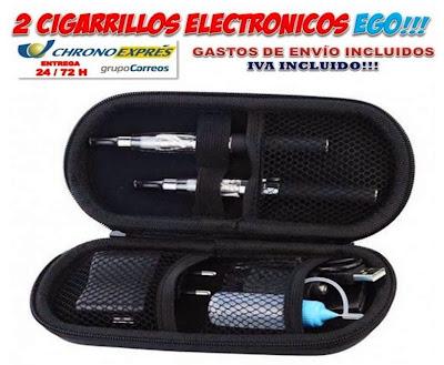 e-cigarro electronico EGO