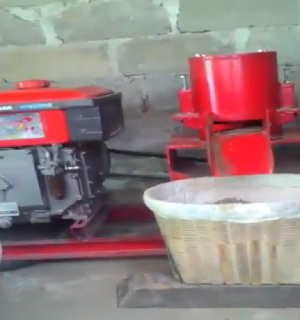 Rabbit Feed Pellet Making Machine - Types of Gearbox