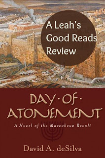 Review of Day of Atonement by David A.deSilva
