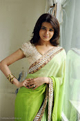 Samantha latest Gorgeous Looking Saree Photo Shoot Gallery-thumbnail-6