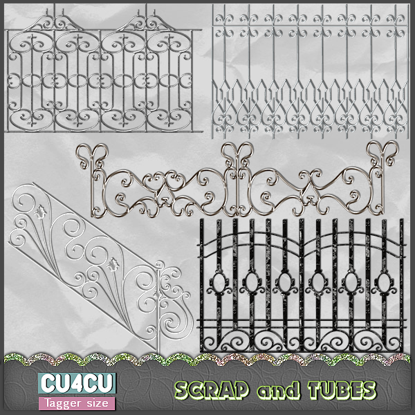 Ironworks 1 and 2 (TS/CU4CU) .Ironworks+2_Preview_Scrap+and+Tubes