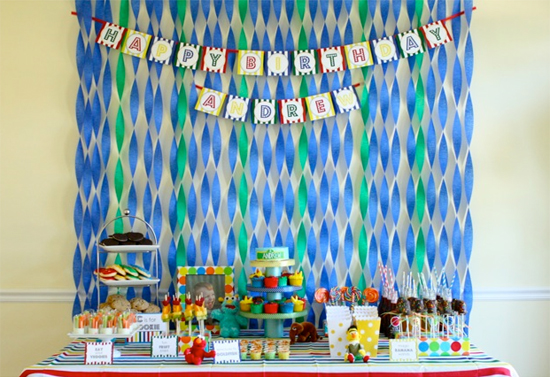 ... on the Wall: Fabulous Party Decorations For Any Kind Of Celebration