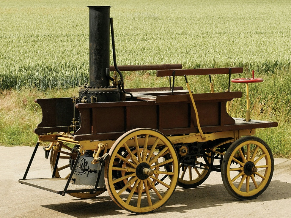 Veteran Era Cars Nicholas L Garvery