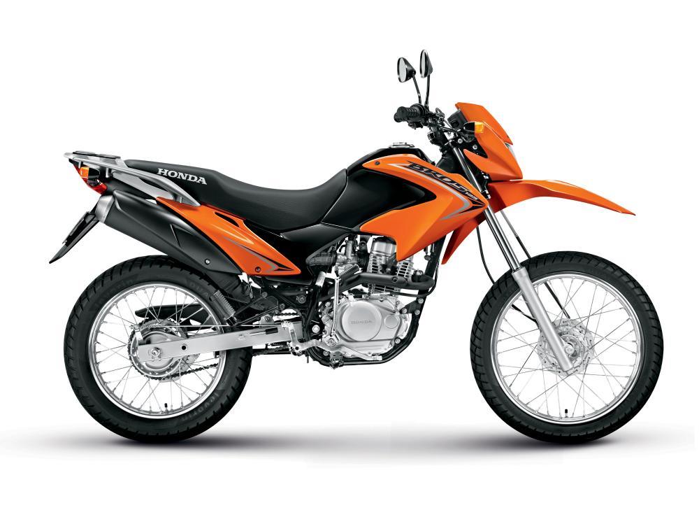 Motos Nxr 125 Bros Tunadas Honda Top Motos