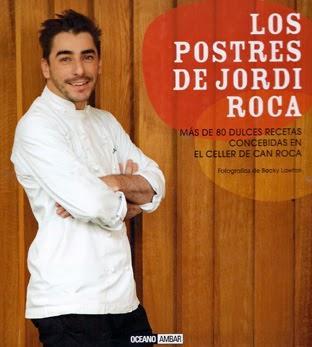 Libros de cocina y gastronom a los postres de jordi roca for Libro cocina al vacio joan roca pdf