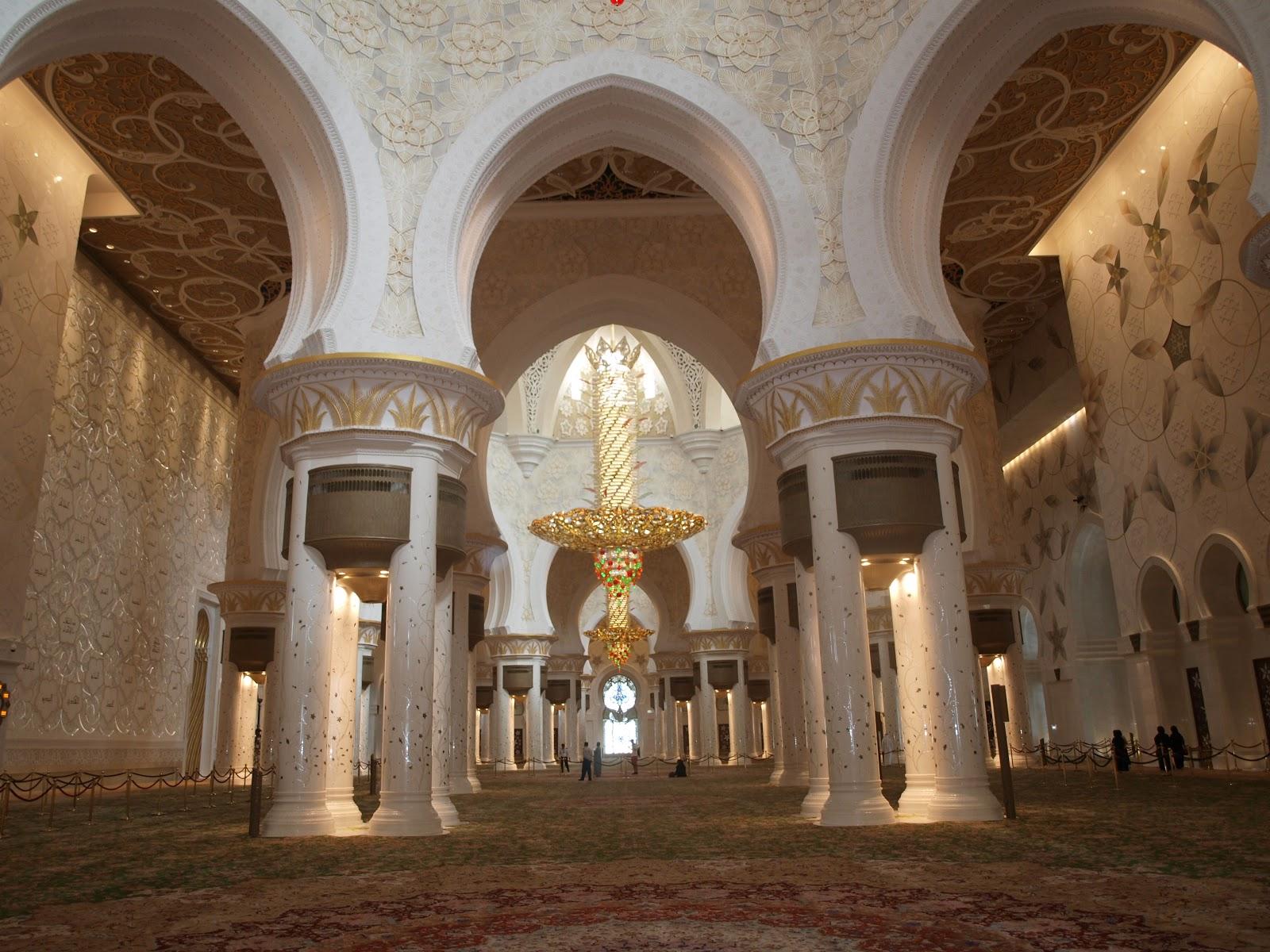 LA MOCHILA ASIATICA: Abu Dhabi