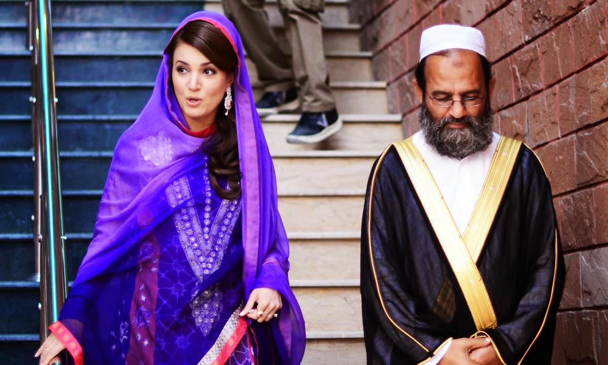 Unviewed Photos - Imran Khan and Reham Khan wedding shoot