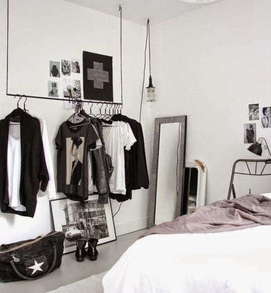 closet escuro