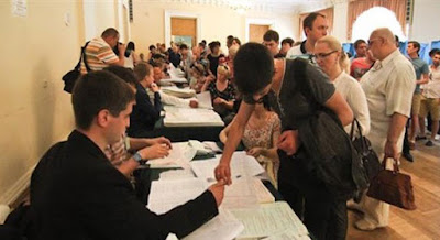 By-elections to the Verkhovna Rada took place in Chernihiv