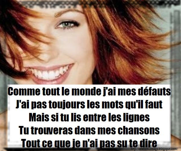 Drunkethic: Citation Parole De Chanson