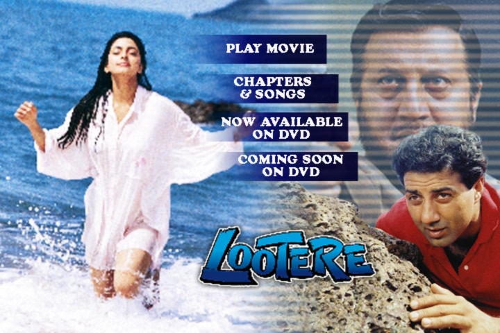 Lootere (1993) DVD