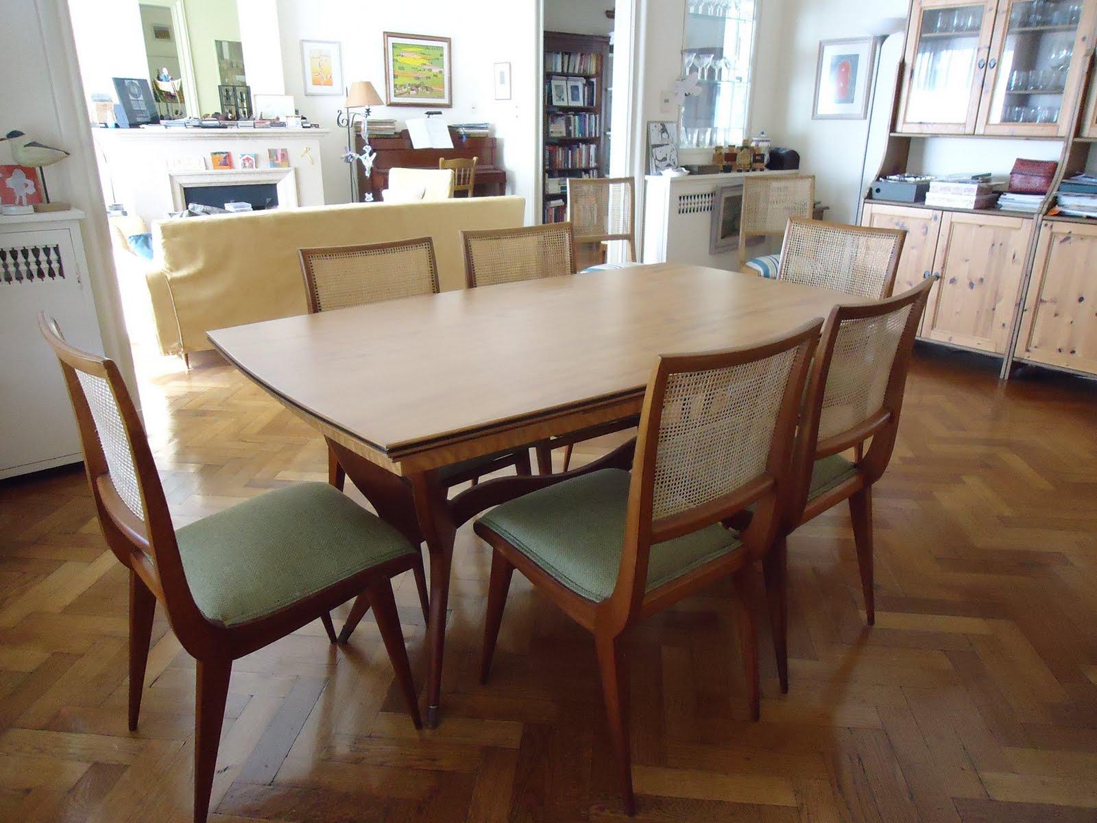 muebles daneses anos 50 dise os arquitect nicos