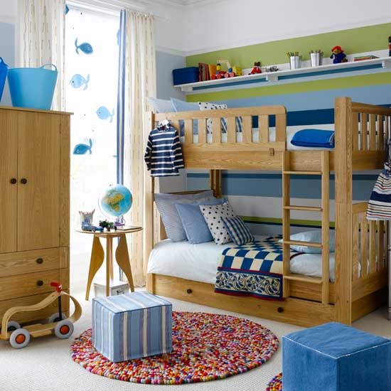 Red Boys Bedroom Ideas