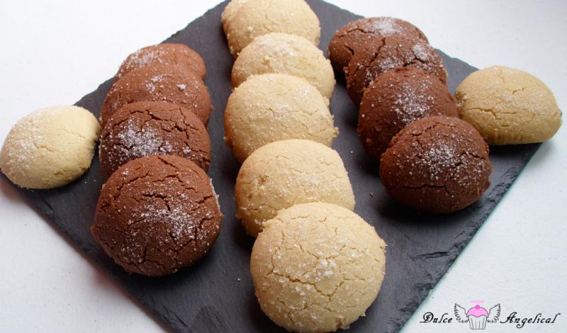 Receta de mantecados caseros tradiciones y de chocolate