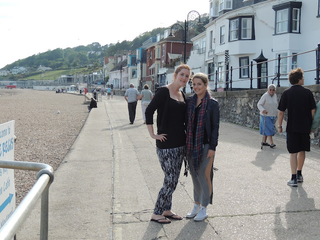 Camilla Jane    Travel to Lyme Regis