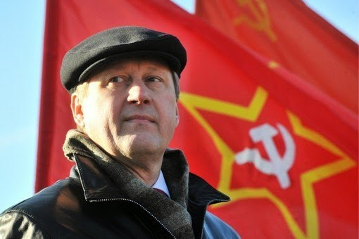Alcalde Comunista Novosibirsk