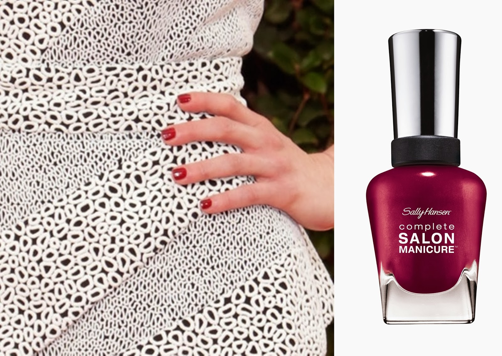 Game of Thrones\'s Emilia Clarke Rocks Sally Hansen Manicure at ...